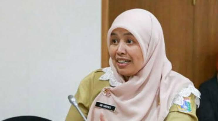 Sri Haryanti Diangkat Menjadi Penjabat Sekda DKI