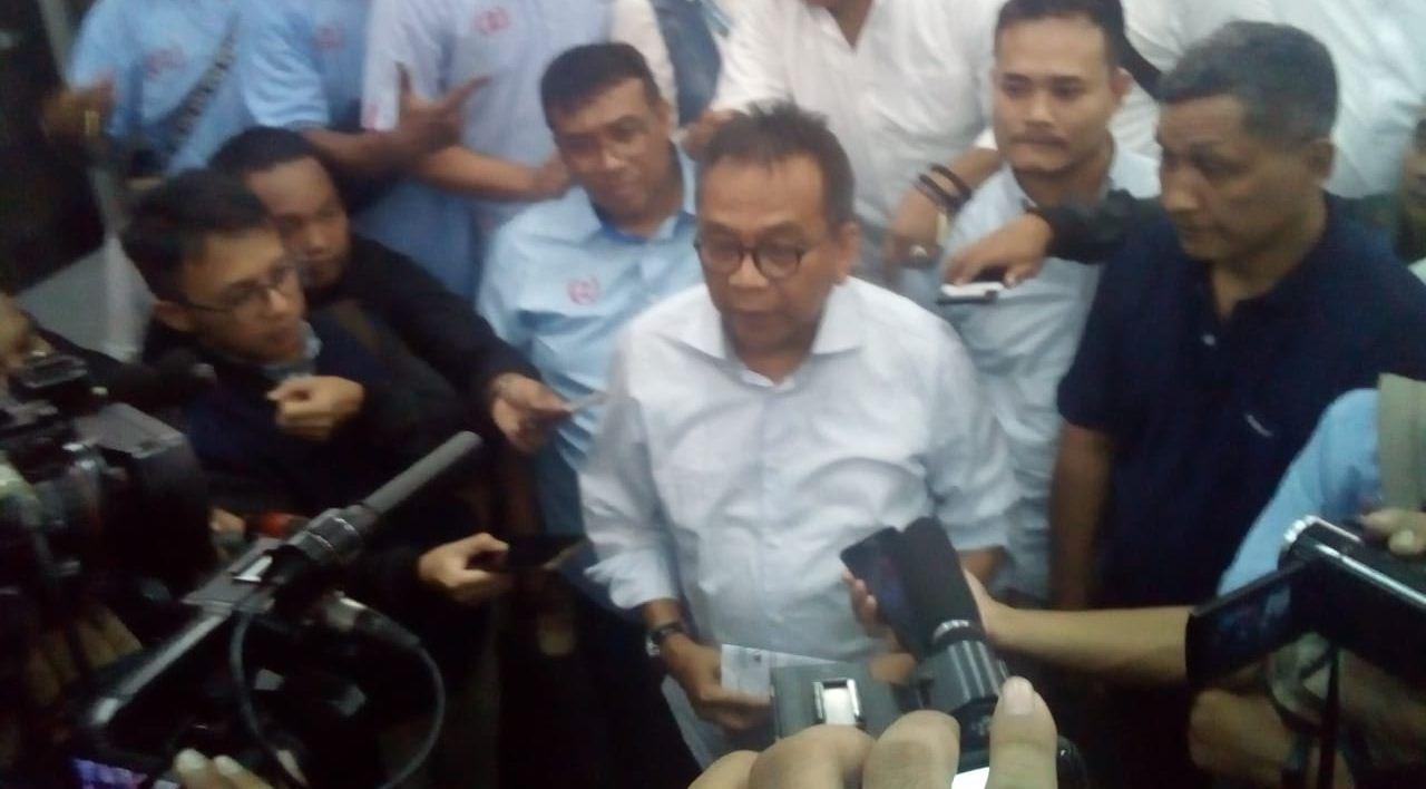 Menang Sementara Versi KPU, M Taufik Minta Pendukung Prabowo Tenang