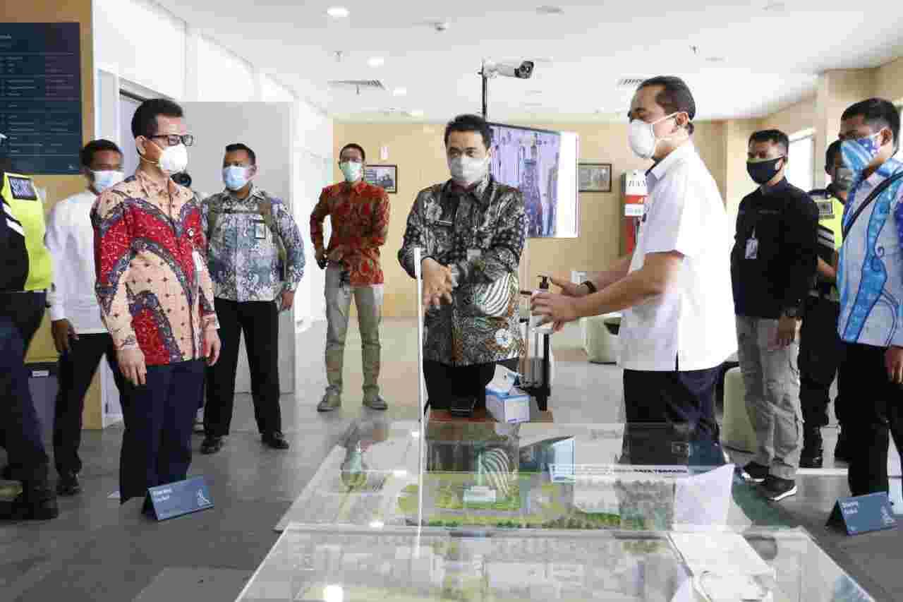 Proyek MRT Fase 2A Selesai Tahun 2027, Wagub: Perlu Terobosan Baru