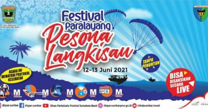100 Atlet Akan Meriahkan Festival Paralayang Pesona Langkisau