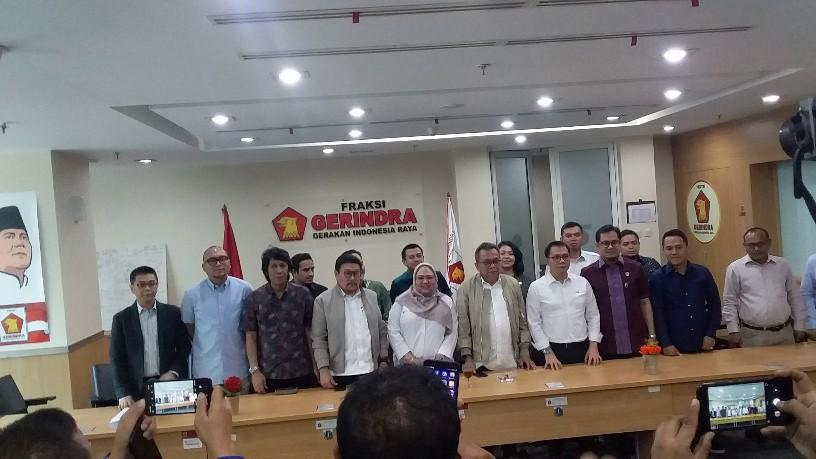 Fraksi Gerindra DKI Sebut Pembahasan Anggaran Sudah Tranparan