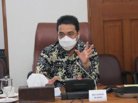 Wagub Jakarta Optimis Target Vaksinasi COVID-19 untuk 7,9 Juta Warga Tercapai
