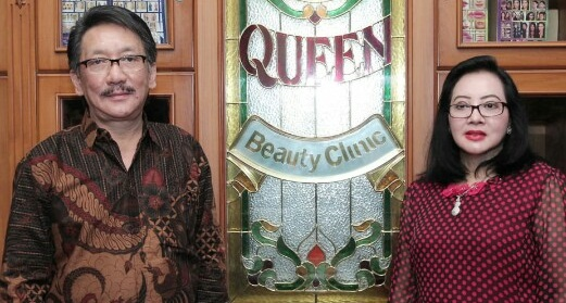 Pelanggan Setia Queen Beauty Clinic, Ratna Listy  Beberkan Rahasia Awet Muda