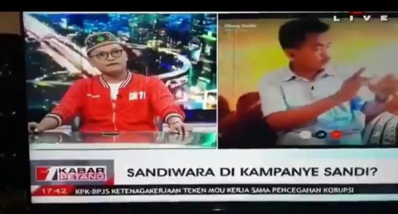 Fitnah Sandiaga dan Petani Bawang, Caleg PSI Terancam Dipolisikan