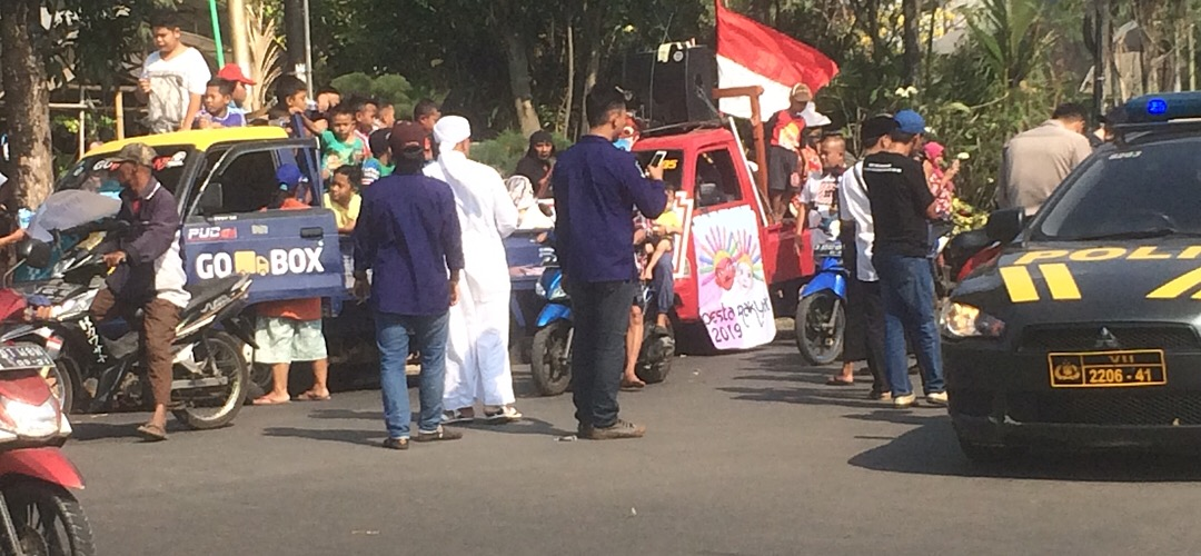 HUT Pondok Kacang Barat, Pesta Rakyat Tingkat Kelurahan Pertama di Tangsel
