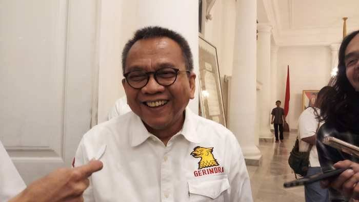Kepengurusan DPD Gerindra DKI Dirombak, Ketua DKI M. Taufik Diganti Riza Patria
