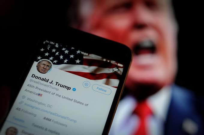 Geram Sering Disensor, Twitter Dibredel Trump?