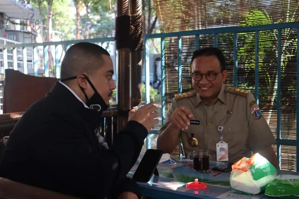 NasDem DPRD DKI Desak Anies Siapkan GOR Hingga Subdisi RS Swasta Untuk Pasien Covid-19
