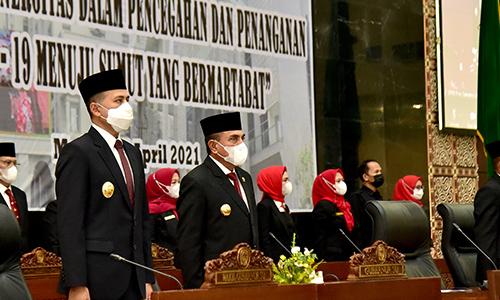 DPRD Sumut Sepakat Bahas Ranperda Bantuan Hukum untuk Rakyat Miskin dan Energi Daerah