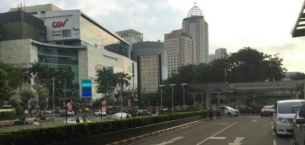 Ketua SPRJ Apresiasi Pembongkaran Reklame di Grand Indonesia