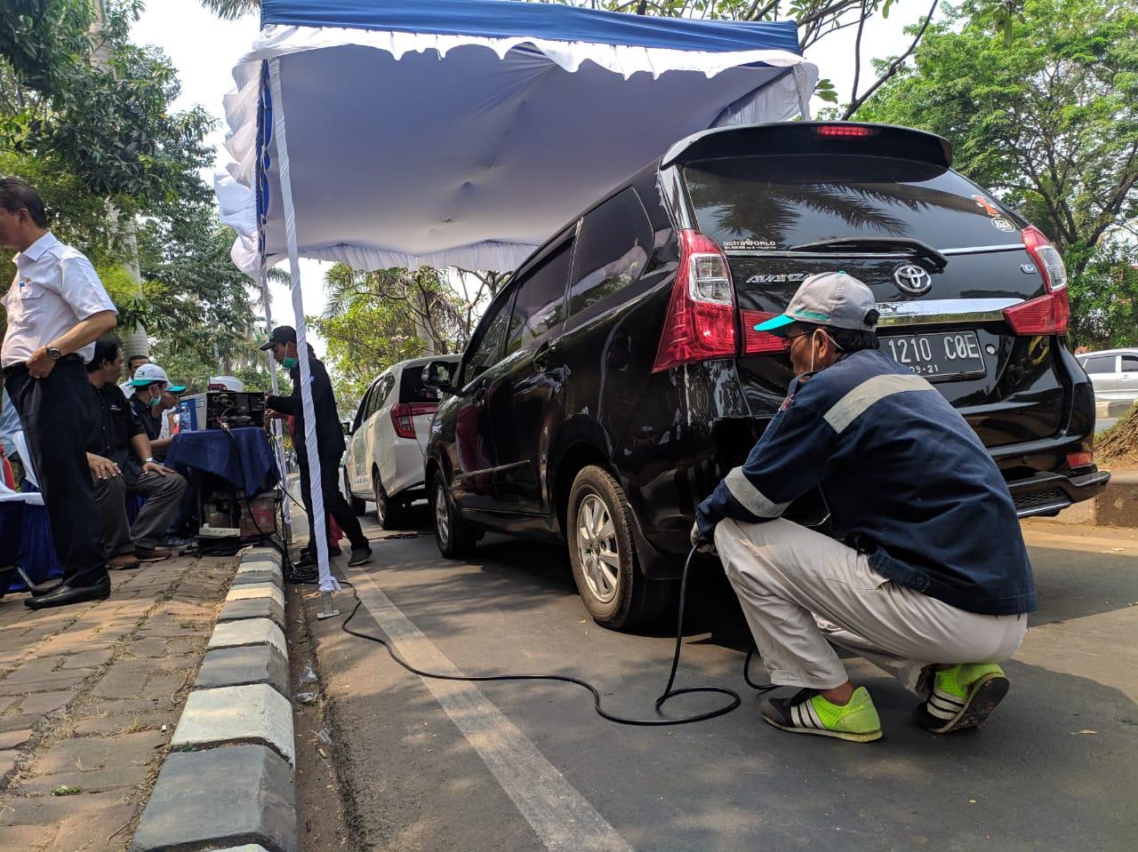 Angkutan Barang Solar di Kota Tangerang Mendominasi Sumbang Emisi