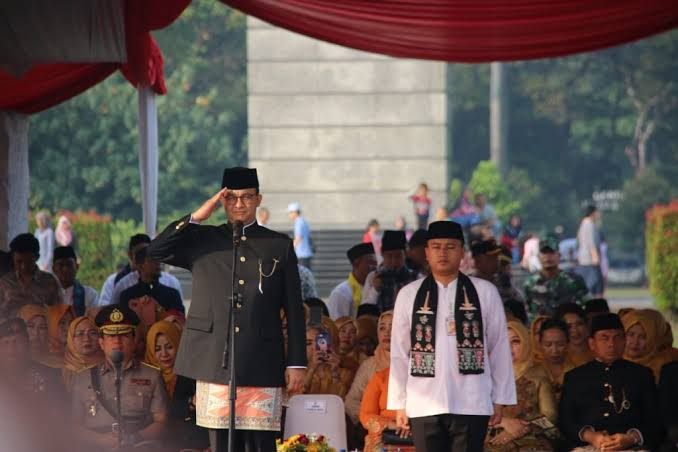 Di HUT DKI ke-492, Anies Janjikan Perubahan Untuk Ibukota
