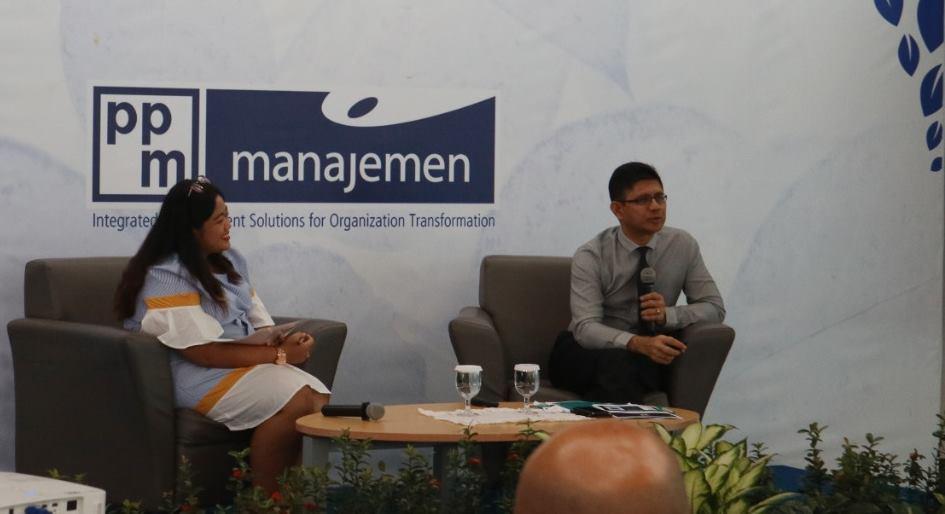 Wakil Ketua KPK Berikan Kuliah Pentingnya Audit Forensik di Kampus PPM
