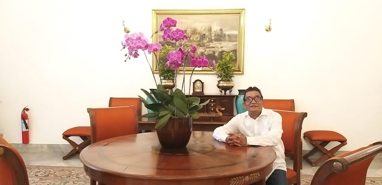 Kasus Covid-19 Semakin Tinggi, Ada Apa Jokowi Turunkan Luhut?