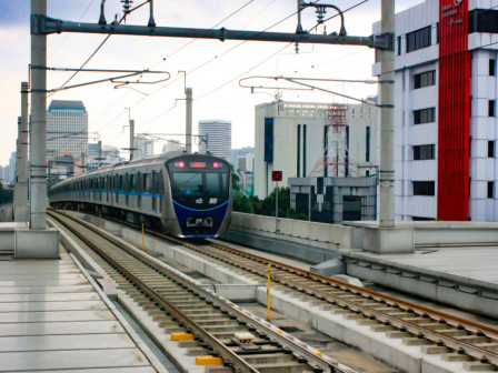 Headway MRT Jadi 10 Menit