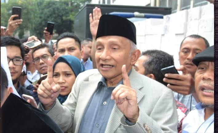 Terungkap ! Prabowo Sudah Surati Amien Rais Sebelum Pertemuan Dengan Jokowi