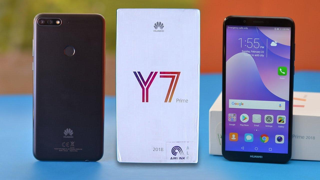 Setelah Y7 Pro, Huawei Y7 Dirilis Untuk Entry Level