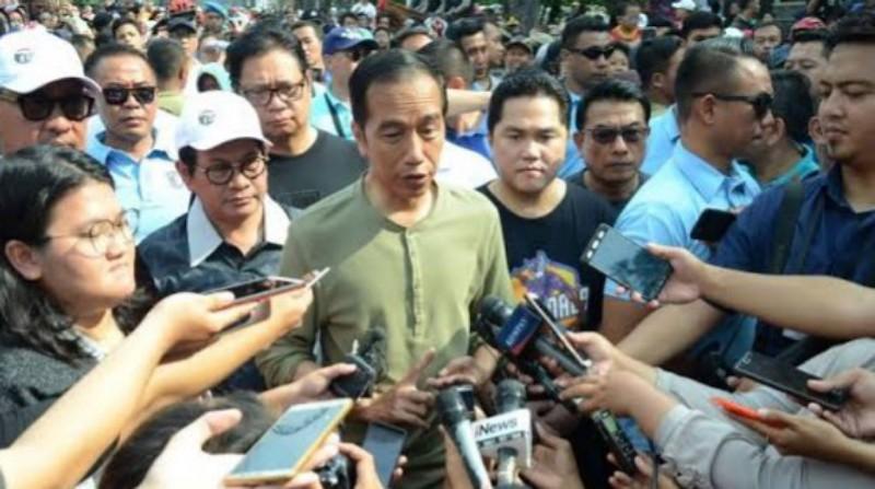 Terbukti Lakukan Pertemuan Rahasia dengan Bos Freeport, Jokowi Bisa Diimpeachment