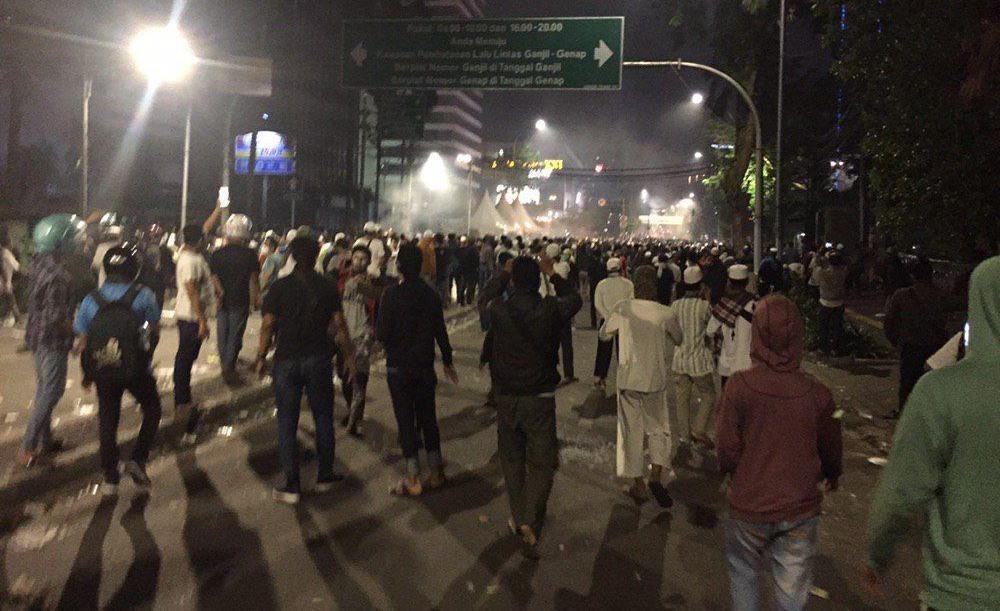 Anies: Aksi 22 Mei Bagian Kebebasan Berpendapat Yang diatur UU