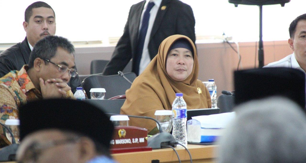 Rapat KUA-PPAS, Aleg Fraksi PKS Perjuangkan Kesejahteraan Tenaga Posyandu Sampai Jumantik