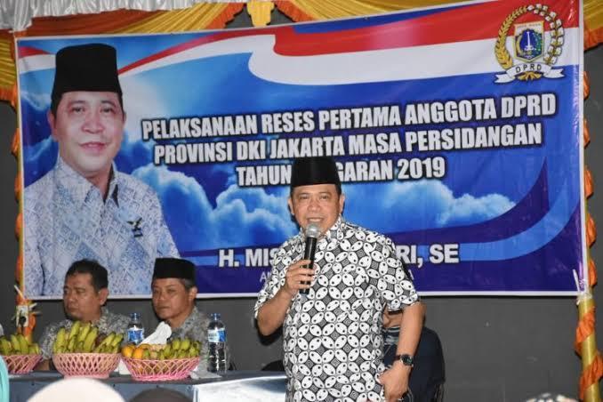 Wakil Ketua DPRD DKI Dari Demokrat, Misan Samsuri Paling Berpeluang