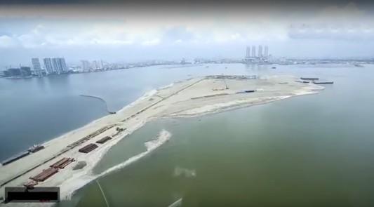 Sah, Luhut Binsar Cabutan Moratorium Reklamasi Teluk Jakarta