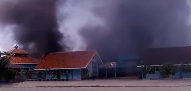 Korban Tewas Karena Ledakan Pabrik Mercon di Tangerang 47 Orang, Puluhan Luka-luka