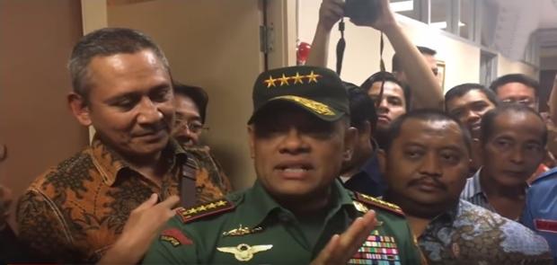 Panglima TNI: Membela NKRI Adalah Jihad