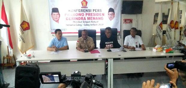 Buka Pendaftaran Bacaleg, Gerindra DKI Bidik 30 Kursi DPRD