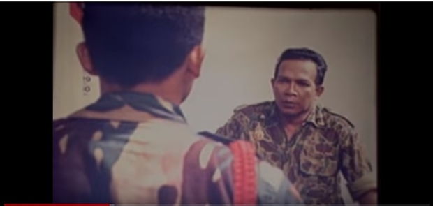 Tanggapan Jokowi, Intrusksi Panglima TNI Pemutaran Kembali Film G 30S PKI