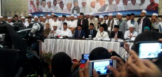 Menangkan Prabowo-Sandi, GNPF Kerahkan Ulama di Tingkat Pusat dan Daerah