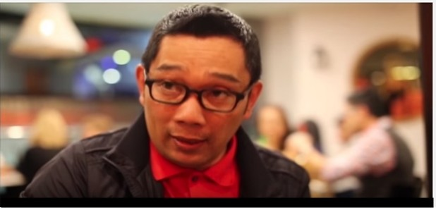 Pilgub Jabar Pesantren Beri Dukung Ridwan Kamil dijalur Independen