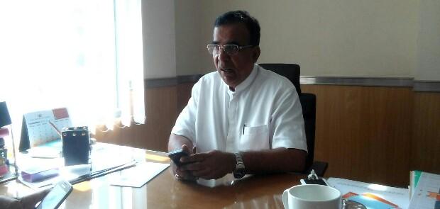 Ashraf Ali Siap Maju di Bursa Pemilihan Ketua DPD Golkar DKI