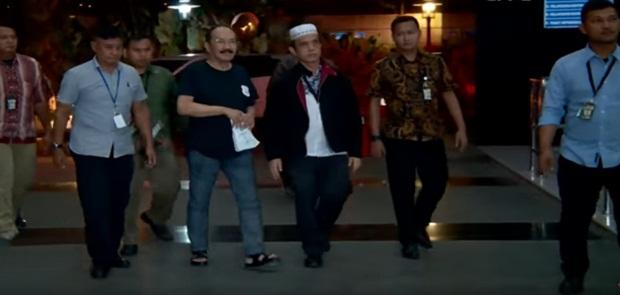 KPK Tangkap Fredrich Yunadi dalam Kasus Setya Novanto