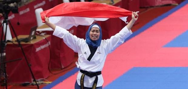Indonesia Masih di Peringkat Empat Asian Games XVIII-2018