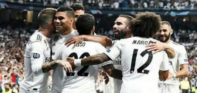 Real Madrid Tundukkan Roma 3-0
