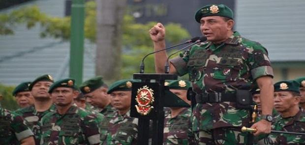 Gerindra, PKS, dan PAN Usung Pangkostrad Edy Rahmayadi di Pilgub Sumut