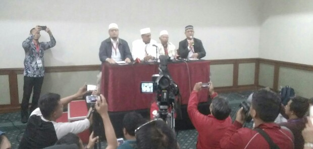 Ijtima Ulama dan Tokoh Nasional II Nyatakan Tetap Dukung Prabowo