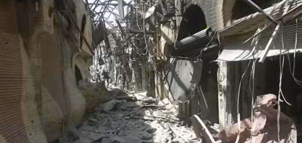 Serangan Udara AS di Ibu Kota Raqqa Akibatkan 27 Warga Sipil Tewas